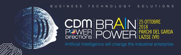 CDM POWER DIRECTIONS | BRAIN POWER